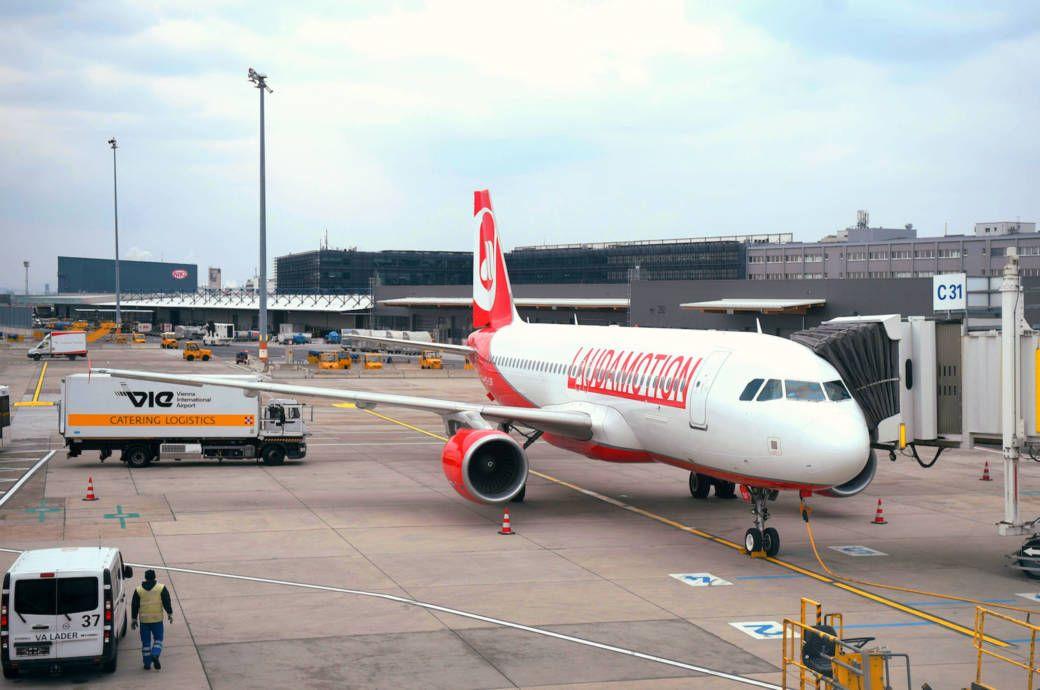 Von diesen deutschen Flughäfen fliegt Laudamotion
