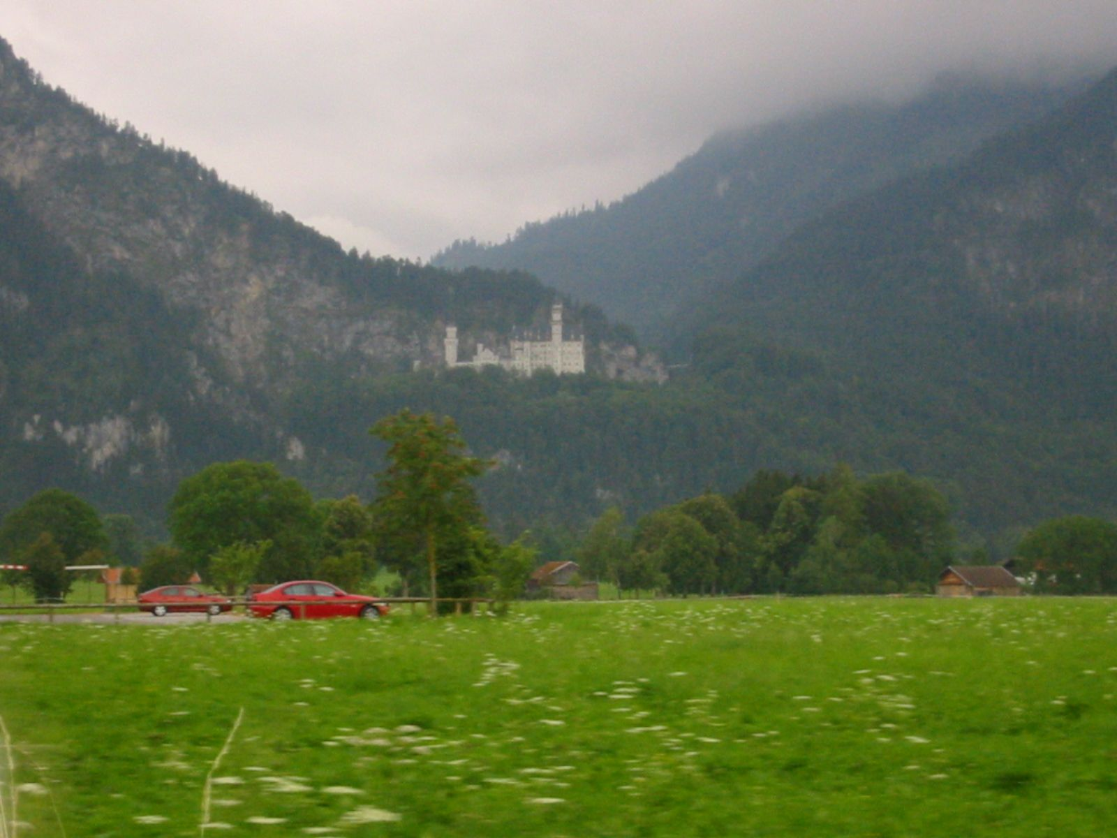 Alemania, palacio que inspiró a Walt Disney