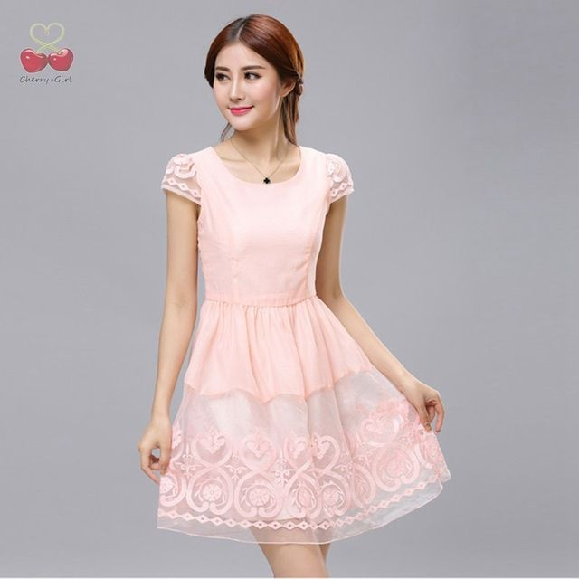 Dress for Young Lady