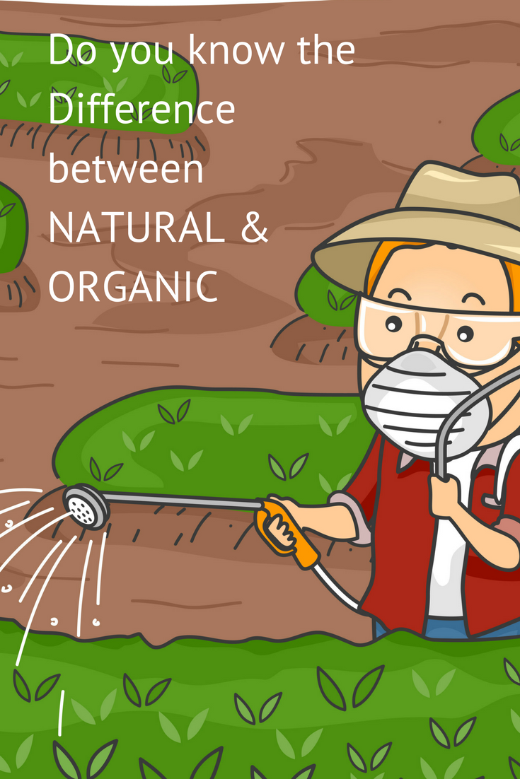 Knowing The Difference Between Organic Natural Skin Care Natural Organic Skincare Natural Skin Care Botanics Skin Care