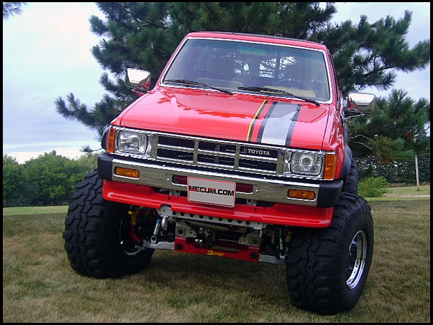 Awesome 1986 Toyota Turbo Pickup Goes for Auction – autoevolution
