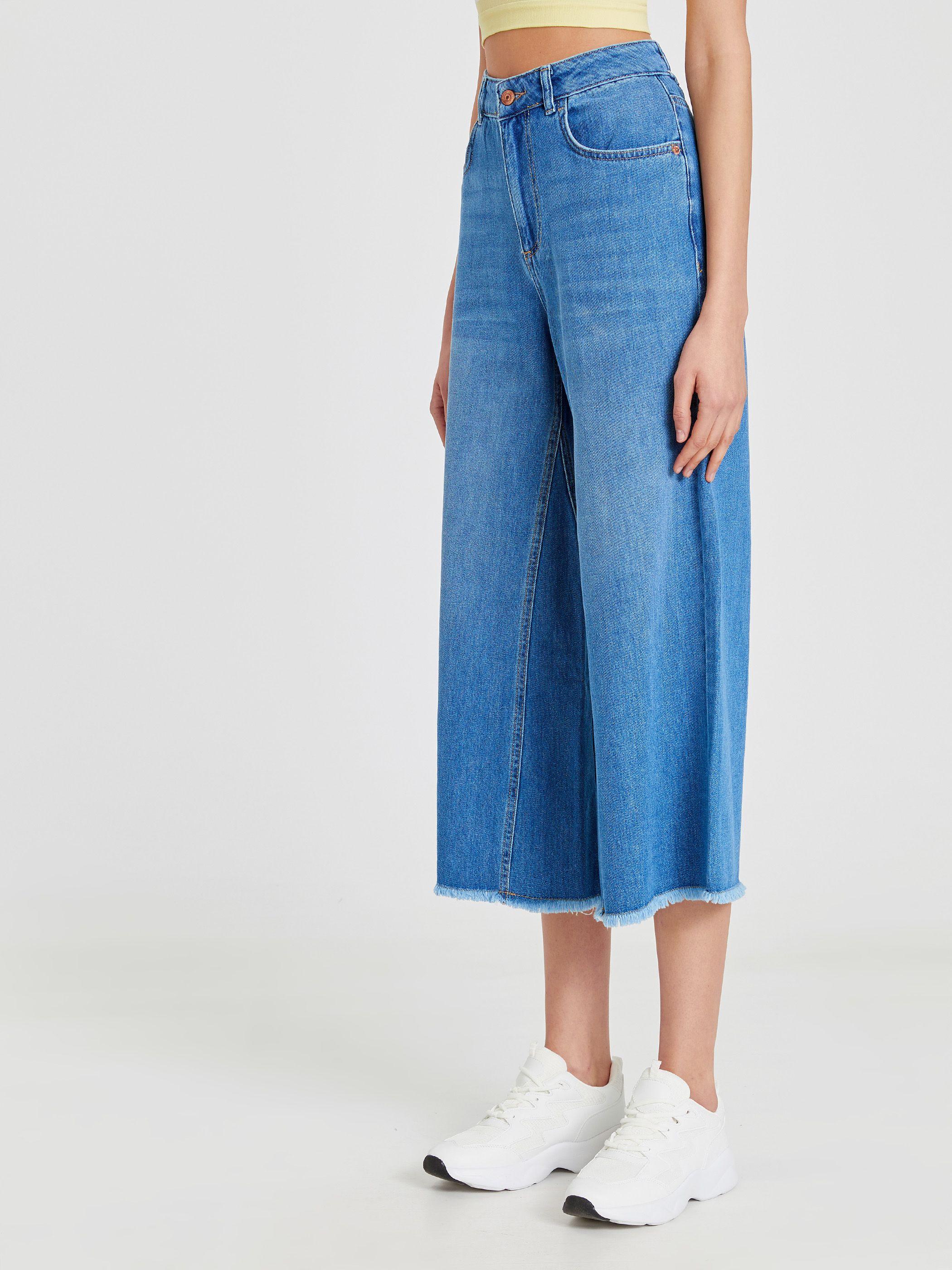 شلوار جین گشاد زنانه ال سی وایکیکی خرید اینترنتی شلوار جین زنانه فروشگاه اینترنتی شلوار جین شلوار جین Suits For Women Woman Suit Fashion Fashion