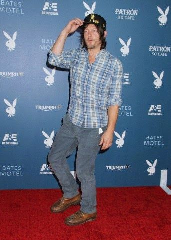Your online source for everything Norman Reedus