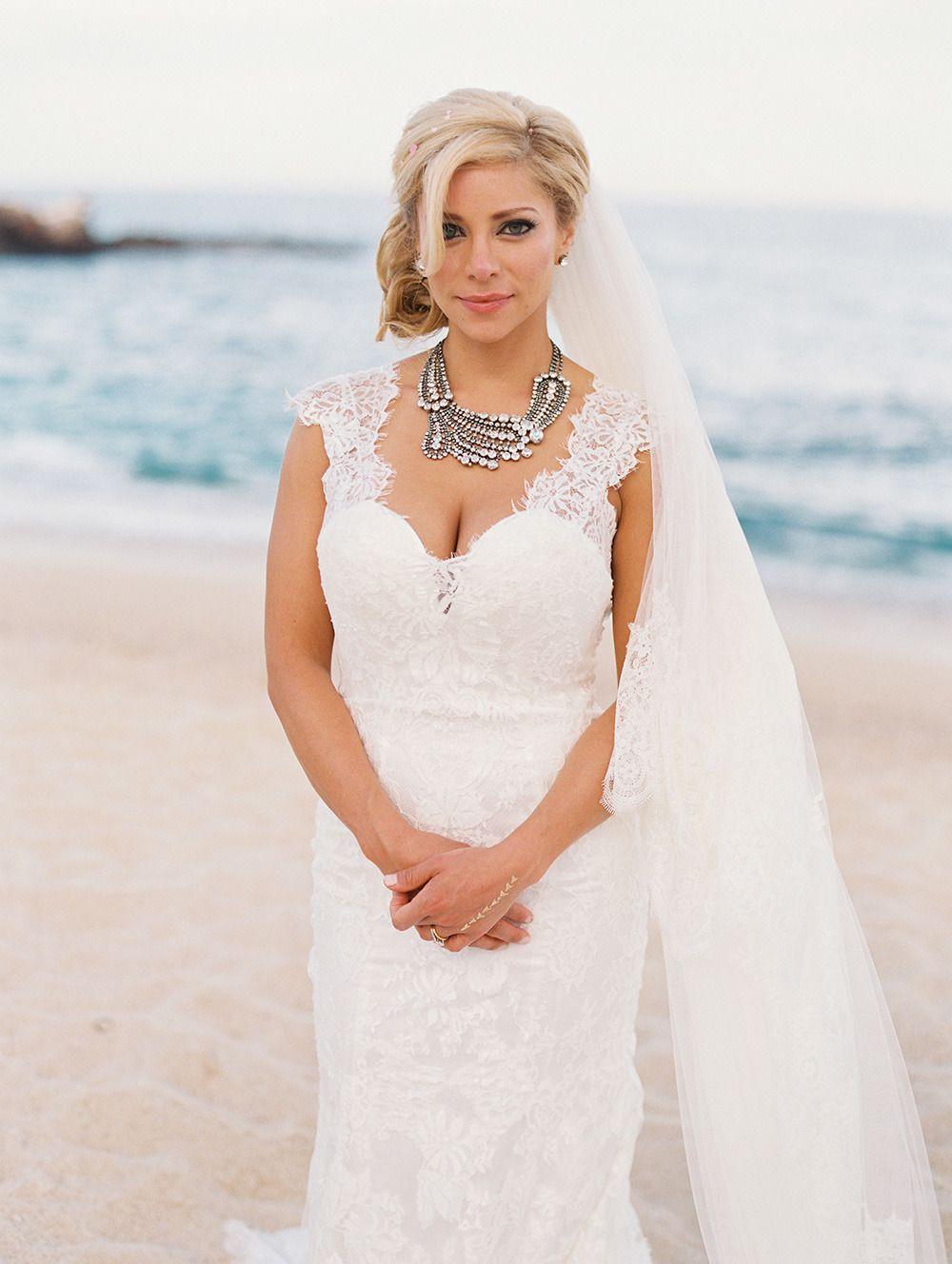 Photography: Lane Dittoe - lanedittoe.com  Read More: http://www.stylemepretty.com/destination-weddings/2014/08/06/intimate-cabo-san-lucas-beach-wedding-at-villa-captiva-in-punta-bella/