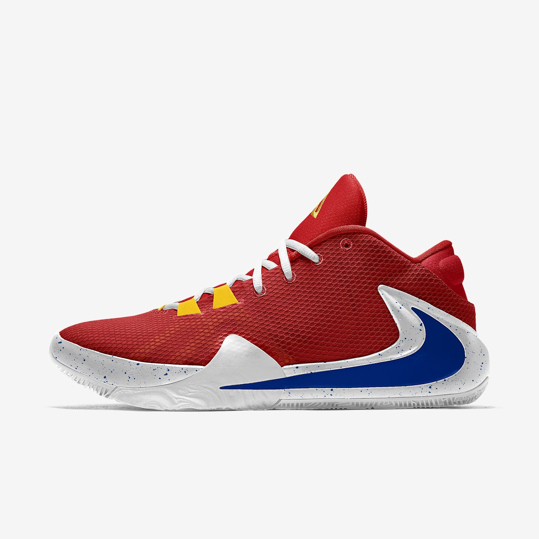 nike custom basketball shoes