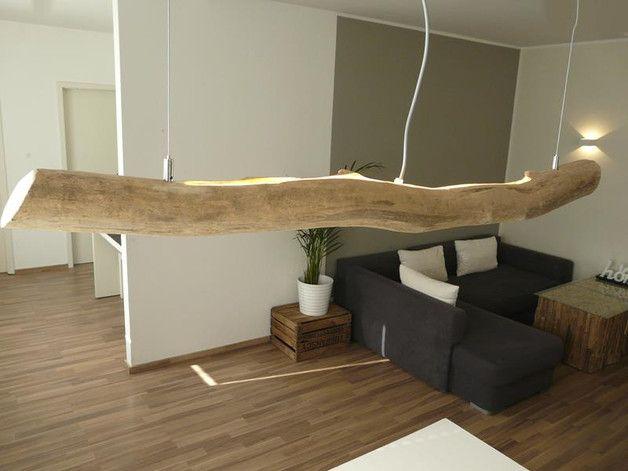 Hängeleuchte Treibholz treibholz hängeleuchte mit ober und unterlicht | diy design