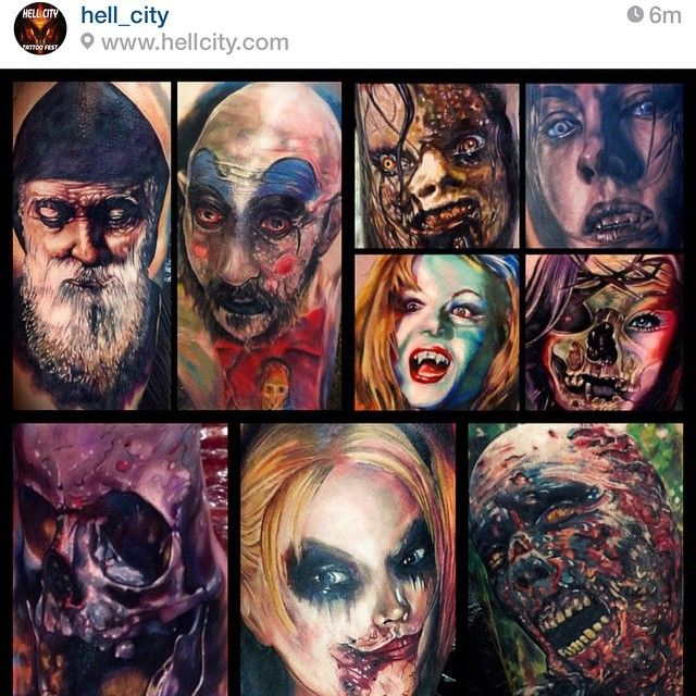 Thanks for the post @hell_city  Really looking forward to this years #hellcity2015 Its going to be a great time like every other year!! I'll be working with my good friend @danhenk  Whose all going? Believe me you won't see better tattoos & art then at #hellcitytattoofest  See yas there!! #ron570 #hell #hellcity #hellcity2015 #hellcitytattoofestival #tattoo #tattoos #Killumbus #Columbus #ohio #follow
