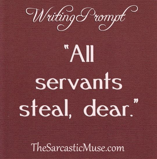 The Sarcastic Muse