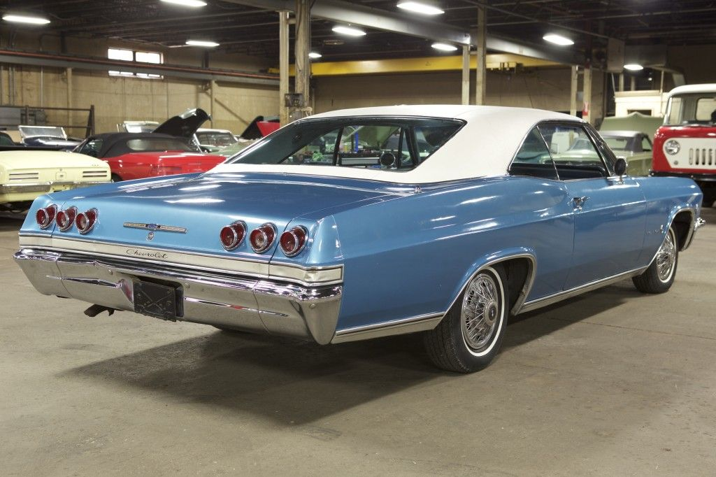 1965 Chevy Impala 327 2 Door Hardtop 1965 Chevy Impala Chevy Impala Impala