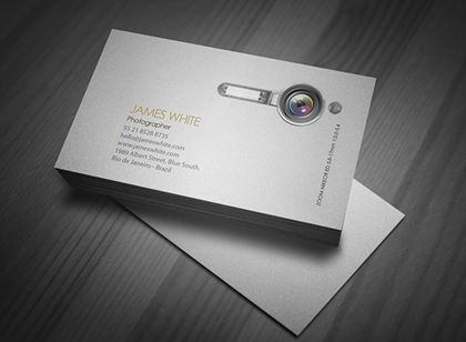 Creative Examples Of Business Cards A Powerful And Professionally Designed Highly Design Can Effectively Promote Your