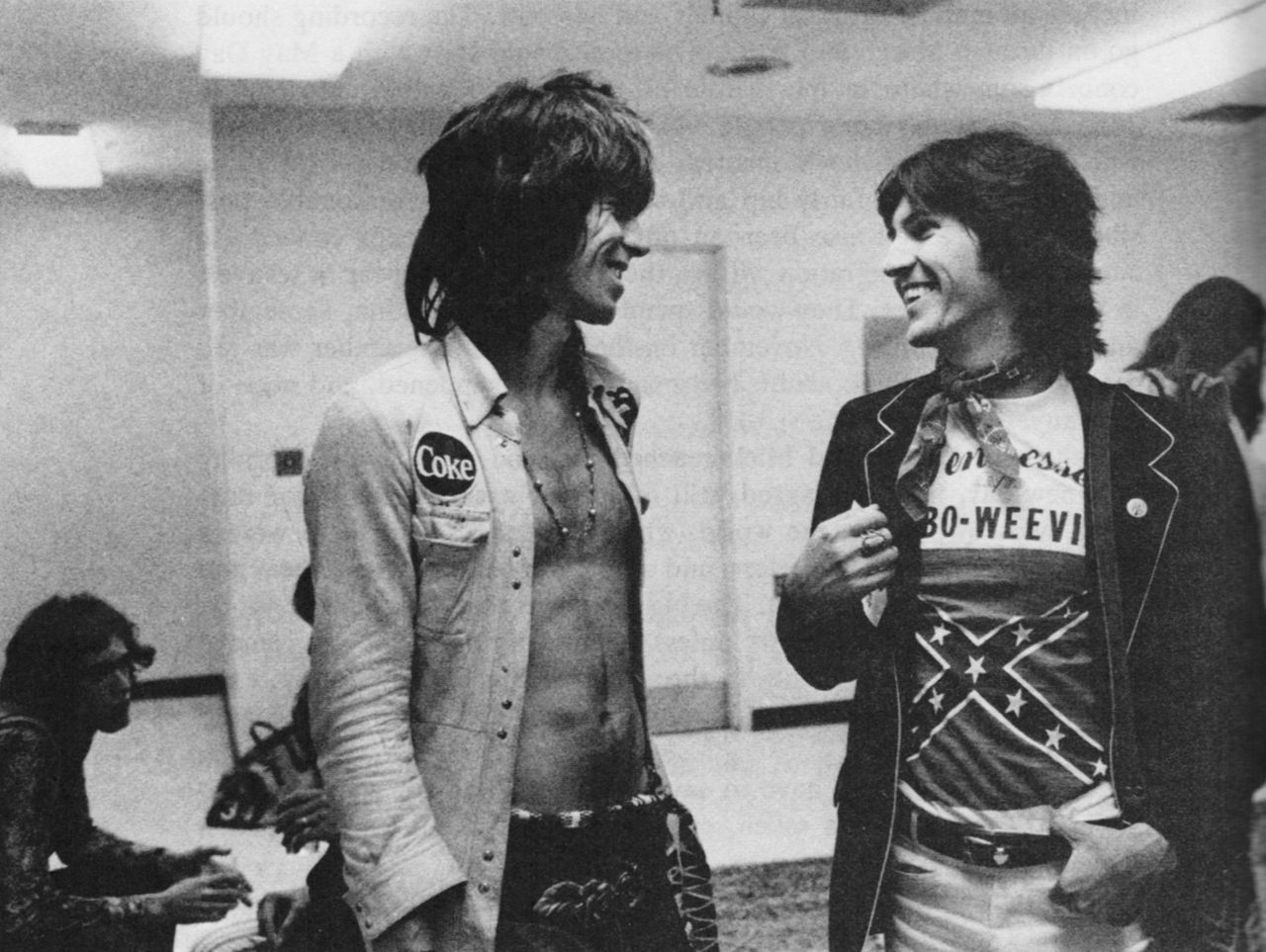 Stones Touring Party 1972 | STP '72 in 2019 | Keith richards