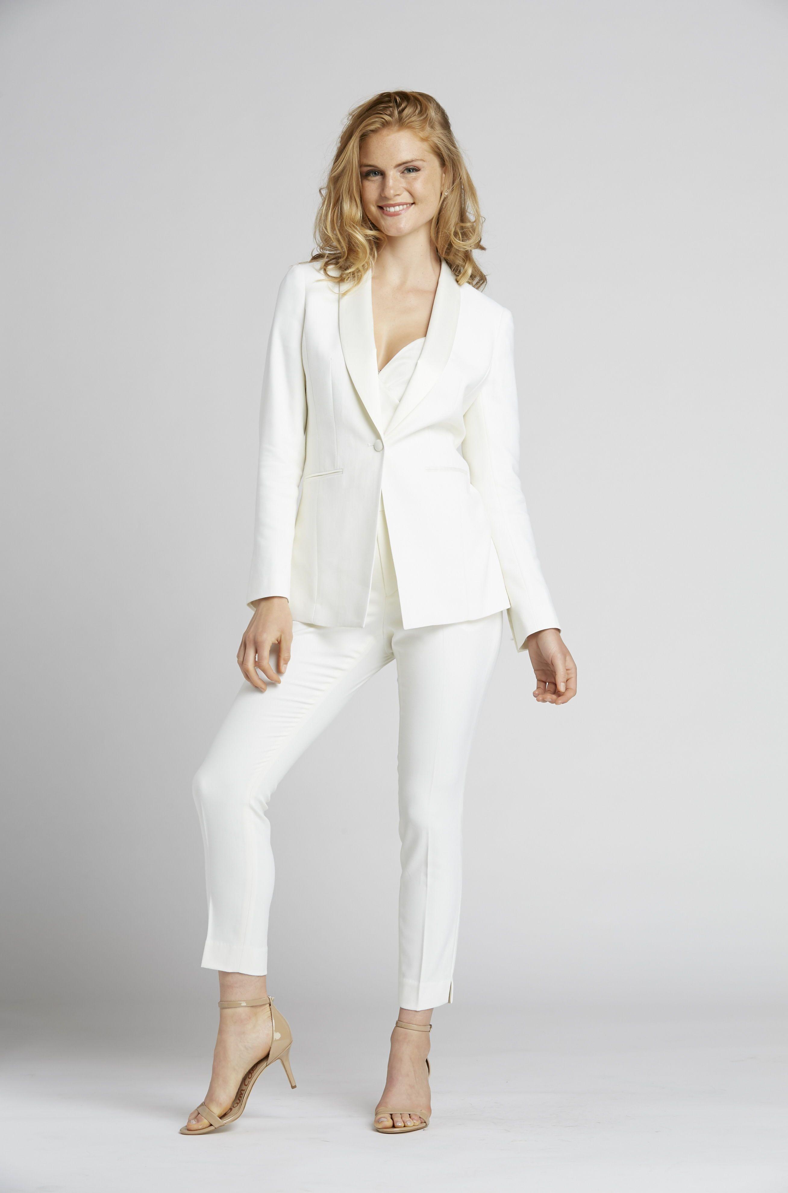 Women S White Tuxedo White Tuxedo Jacket White Tuxedo Tuxedo Jacket [ 3960 x 2616 Pixel ]