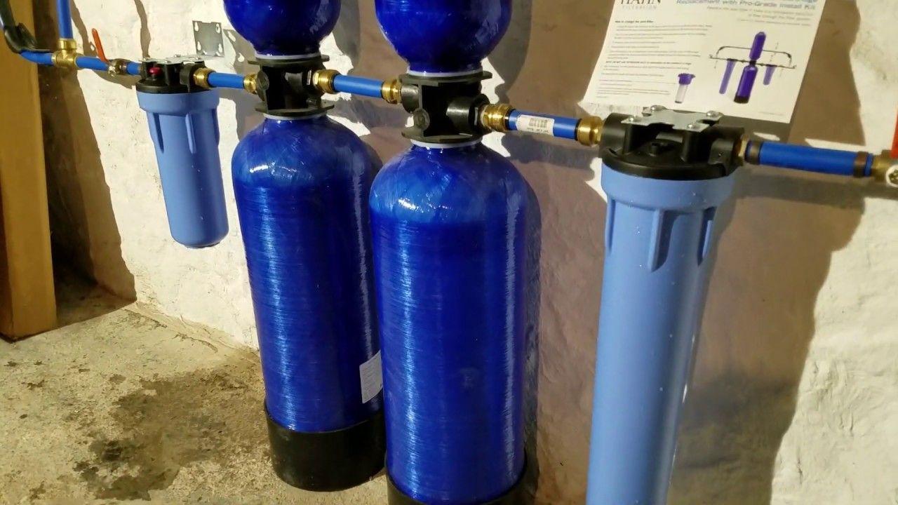 Aquasana review wholehouse water filtration system