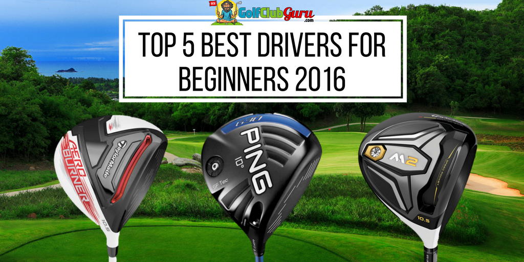 Best Driver for Beginners Hitting it Straight and Long ...