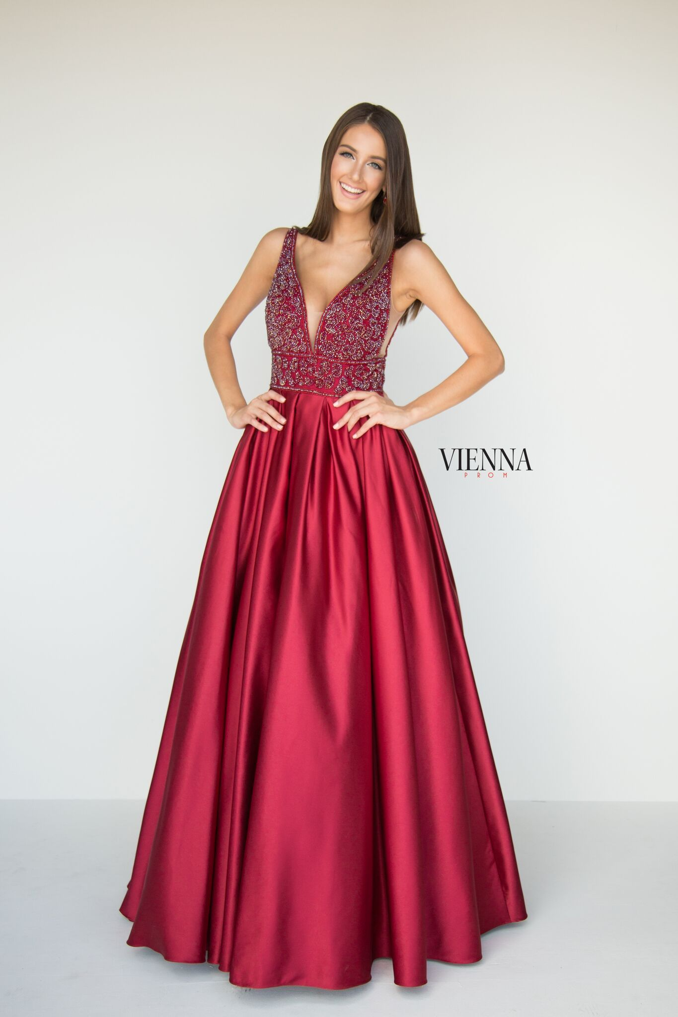 Vienna Prom 7802 Sds Couture Accessories Dresses Prom Boutiques Pageant Wear [ 2048 x 1365 Pixel ]
