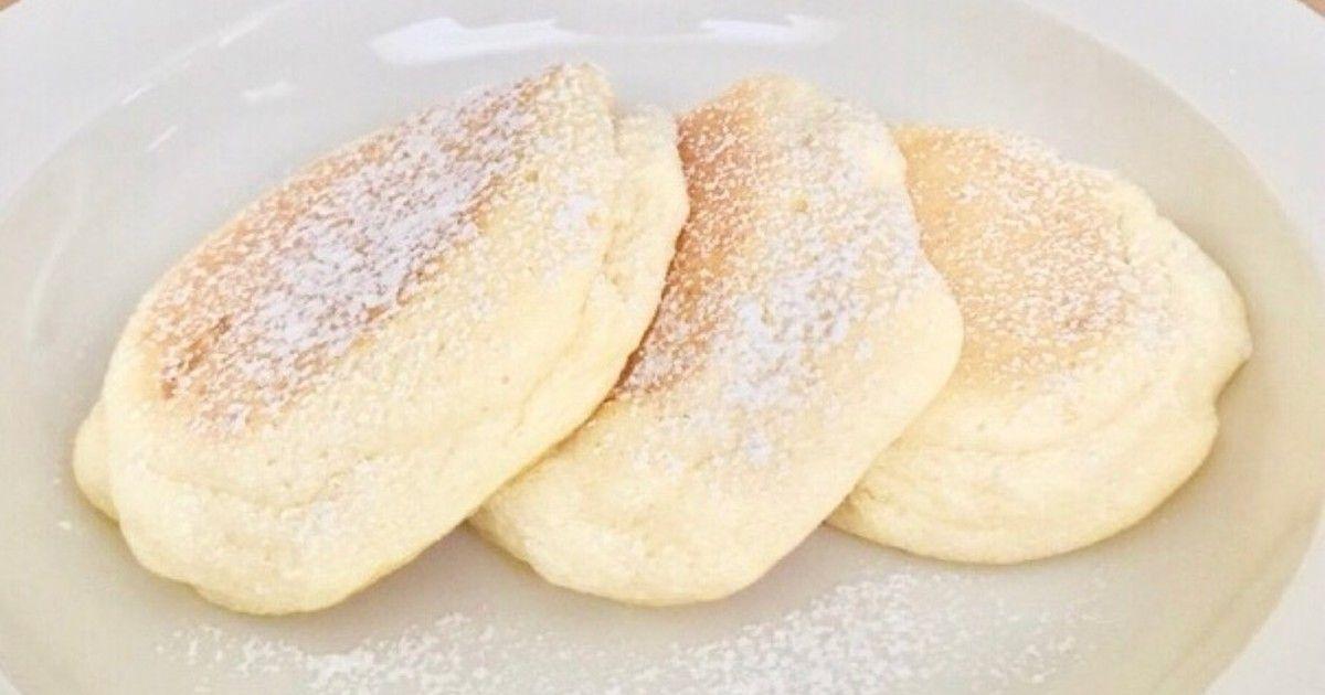 パン メレンゲ ホット ふわふわ ケーキ ケーキ ミックス