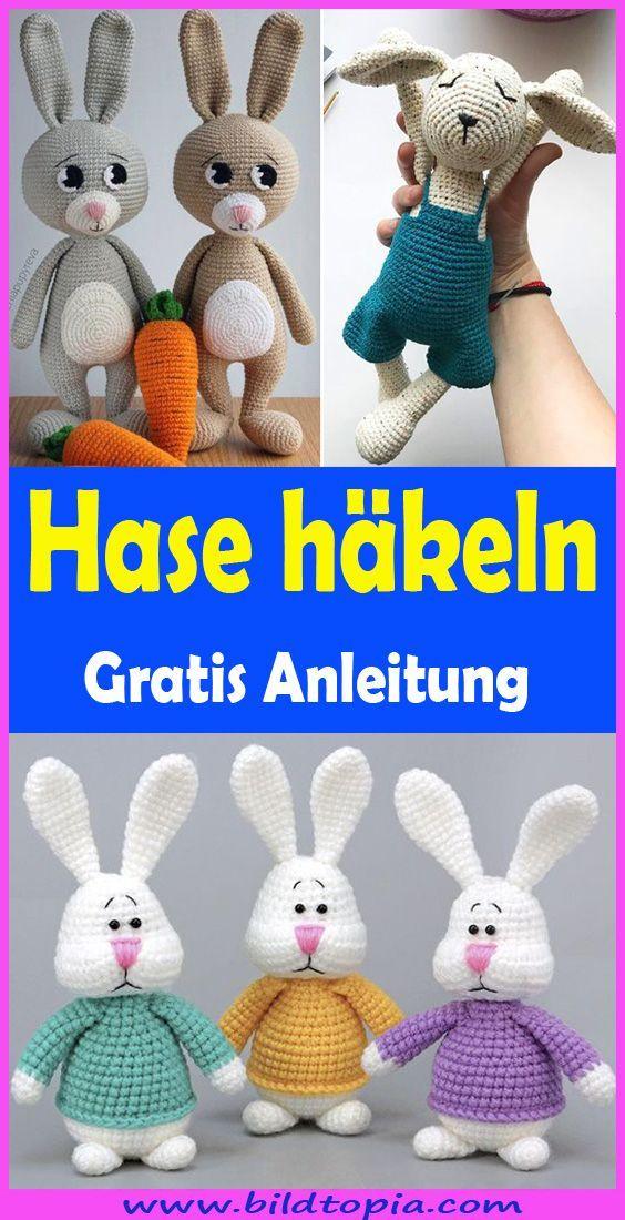 Baby Bunnies - three amigurumi bunny crochet patterns : PlanetJune ... | 1100x564