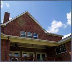 Denver Roofing Www Milehighroofingandgutters Com How To Install Gutters Rain Gutter Installation Roofing