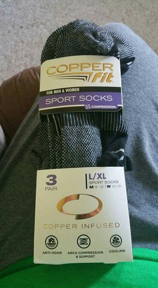 Helps aching feet?