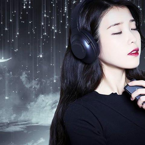 IU Sony Korea Facebook 160905 | IU | Pinterest | Korea