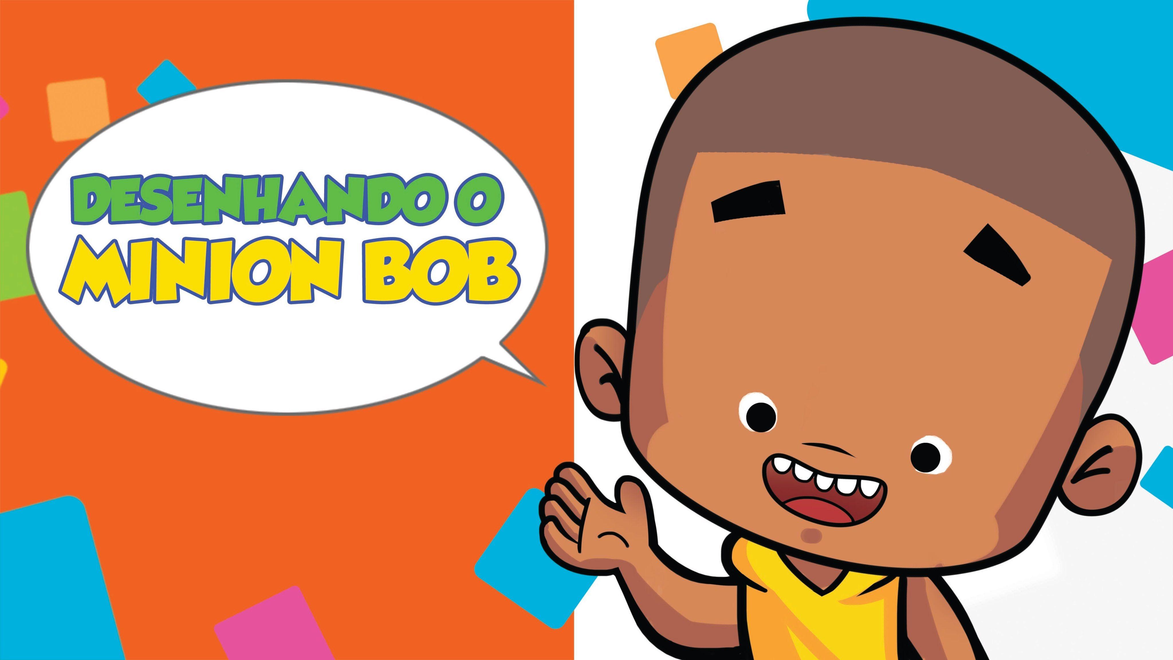 Como Desenhar Minion Bob How To Draw Minion Bob Minions Bob