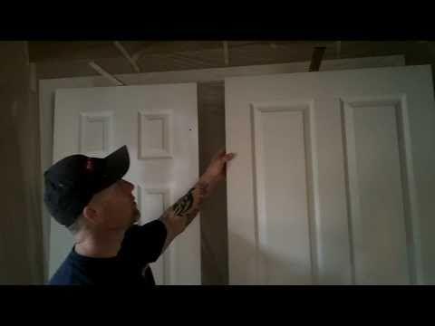 How to spray interior trim and doors