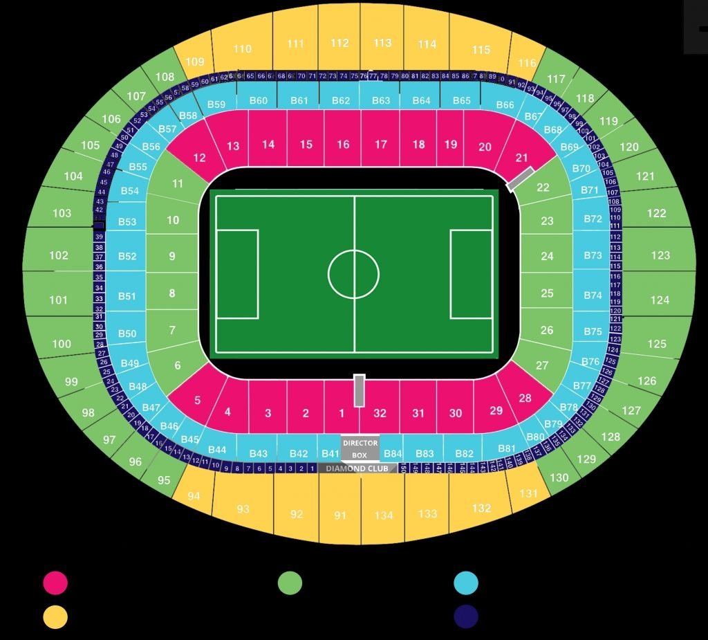 Incredible Arsenal Seating Plan Seating Plan How To Plan Arsenal Stadium