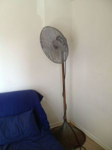 Large Industrial size fan - $50 via Kijiji