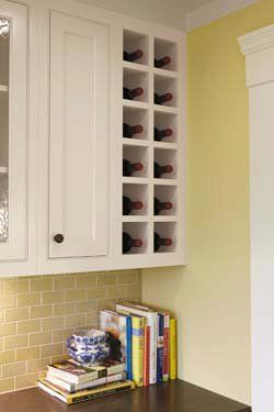 Upper Cabinet With Wine Rack Built In Wine Rack Kitchen Wine Rack Kitchen Cabinet Wine Rack