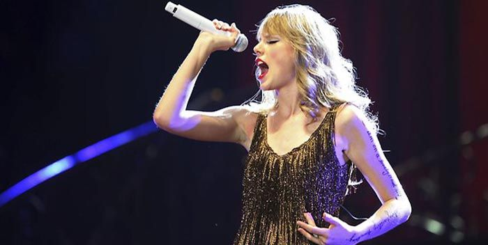 Taylor Swift Sets Concert Record In Australia