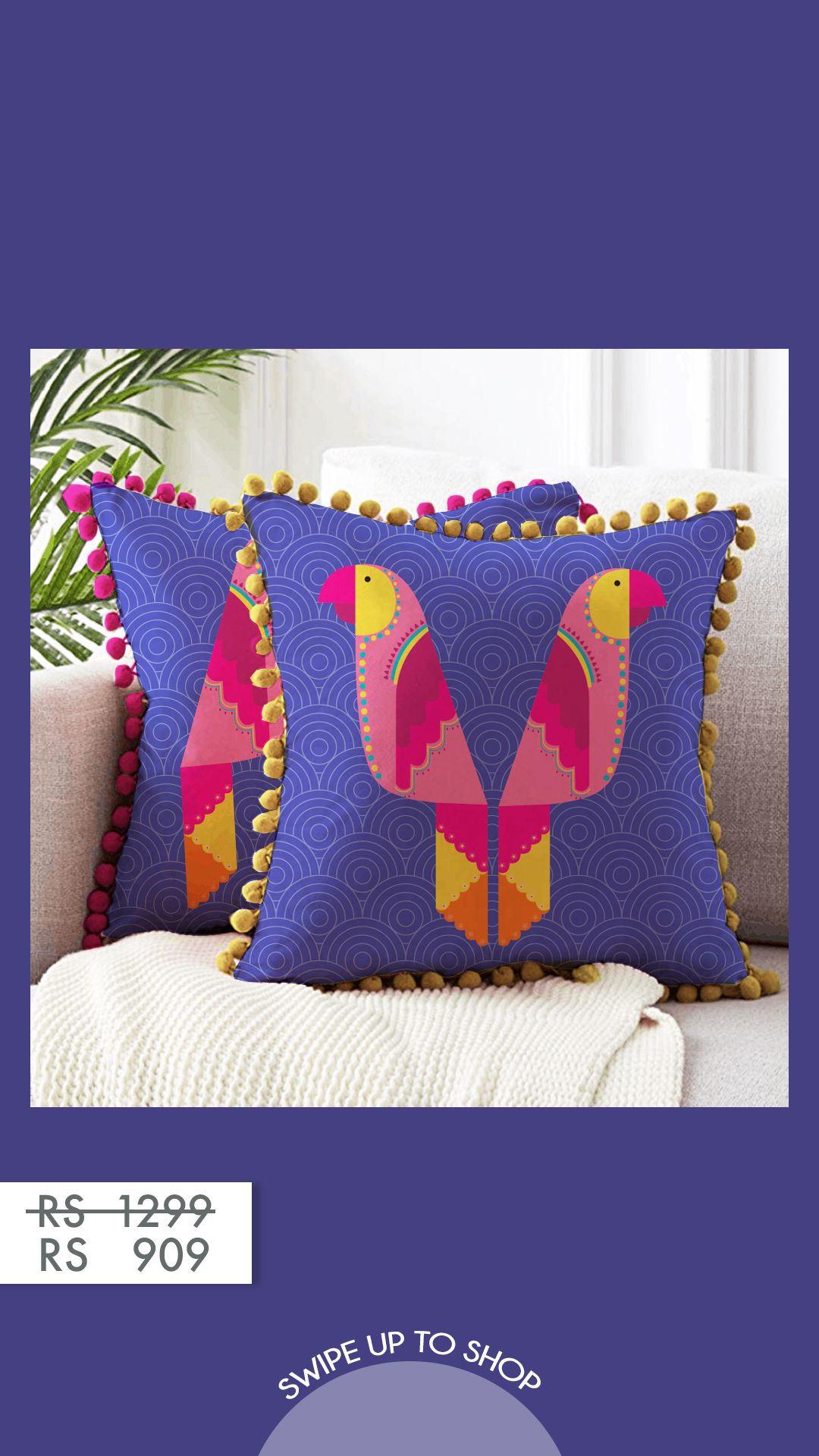 Cushioncovers Are The Best Way To Add Colour And Happy Feels To Your Home Not Only Are They Brig Cushion Cover Designs Cushion Cover Bright Decor