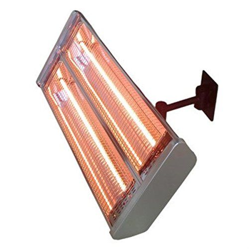 Az Patio Heaters Electric Heater With Remote Wall