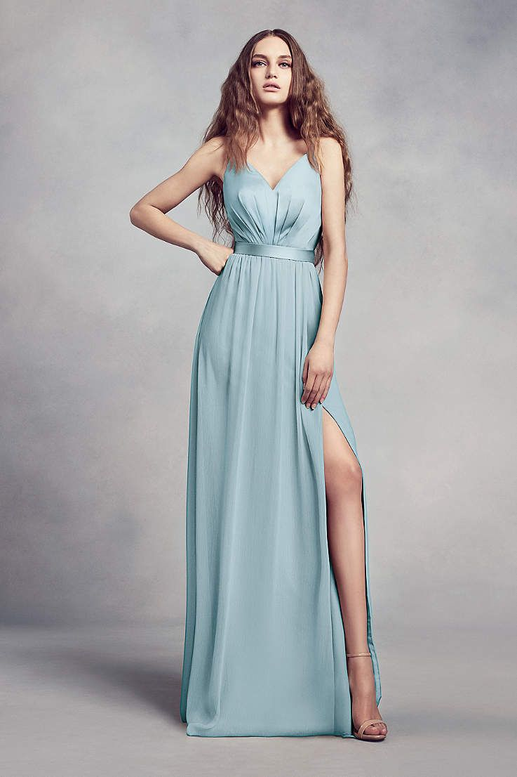 Dreaming of your bridal party wearing Vera Wang bridesmaid dresses ...