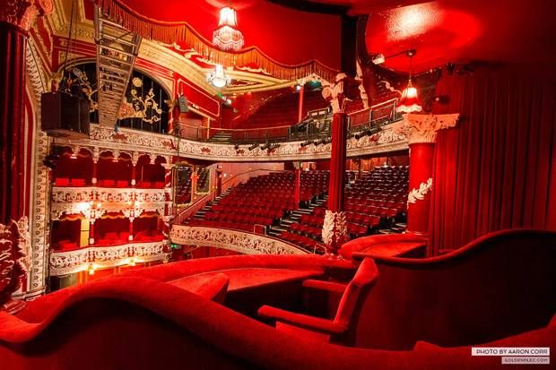 Ghosts Glitz And Glamour A Brief History Of The Olympia Theatre Dublin Independent Ie Theatre World Theatre Theater Architecture