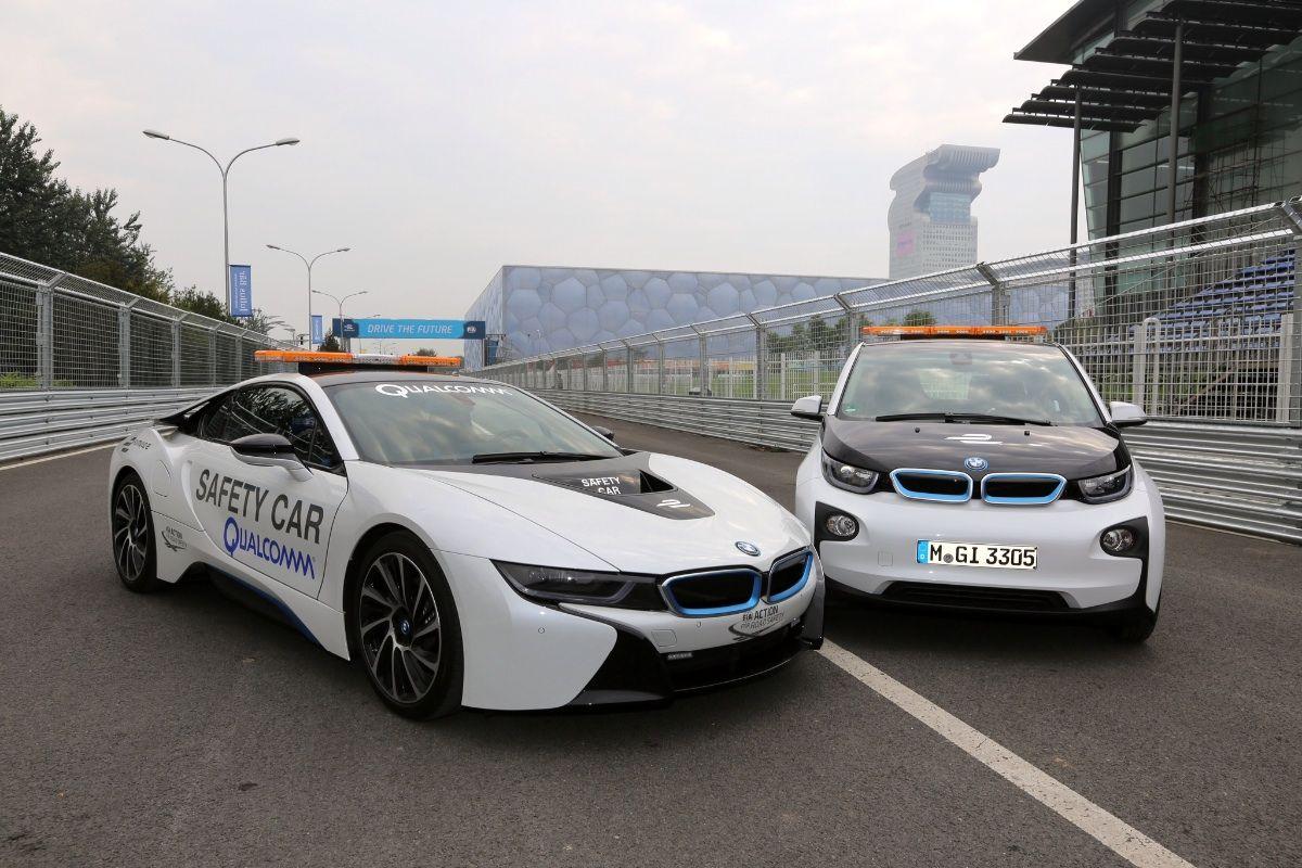 Bmw I8 Drifting Es Geht Auch Elektrisch Supercars