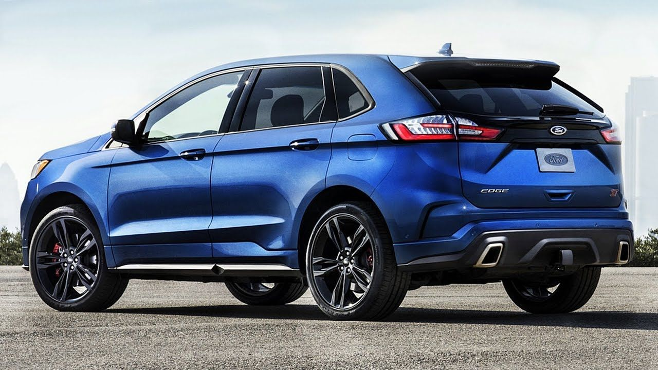 2019 Ford Edge ST Perfect SUV! Ford edge, 2019 ford, Suv
