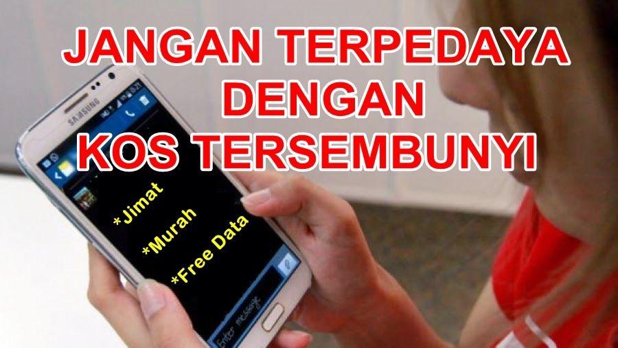 Jangan Terperangkap Dengan Kos Tersembunyi Handphone Anda Kos
