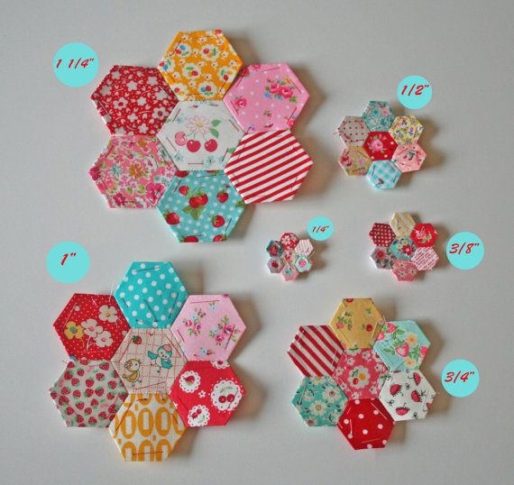 1 2 inch paper pieces hexagons pack of 125 templates.html