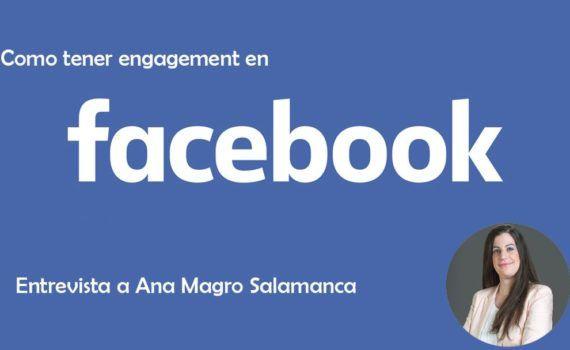Entrevista a Ana Magro: Como tener engagement en Facebook http://blgs.co/Vx7yEn