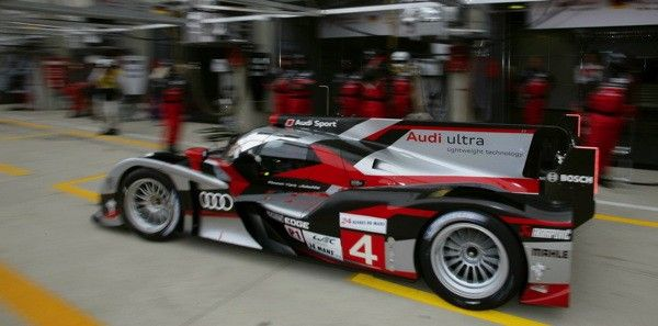 Props to the Audi engineers for pushing innovation.  Audis ETron becomes the first hybrid to win Le Mans, saves the planet at the same time