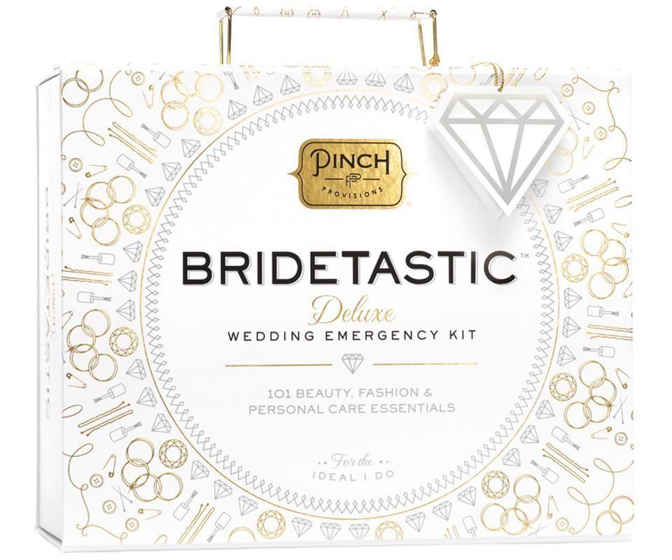 Pinch Provisions Bridetastictm Deluxe Wedding Emergency: Bridetastic Deluxe Wedding Day Emergency Kit