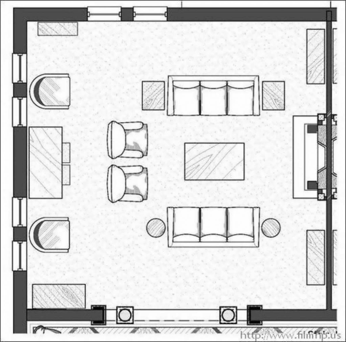 8 Simple Living Room Plan Ideas Living Room Floor Plans Ideas Plan