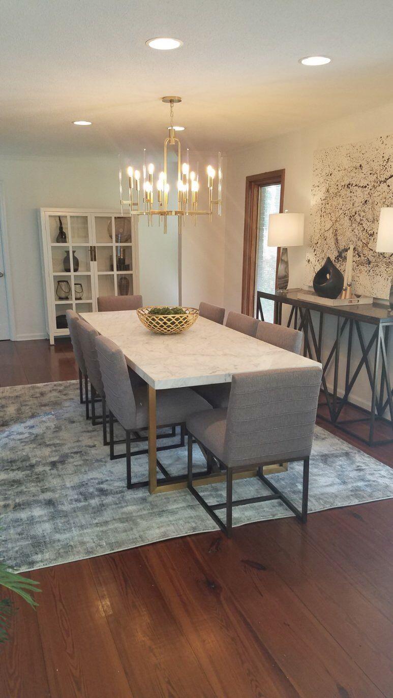 Airbnb Interior Design By Blairhaus Interiors Contemporary Dining