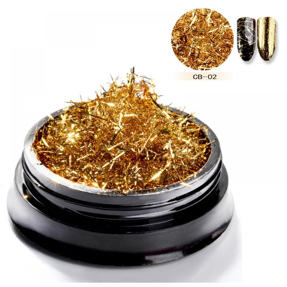 Nail Glitter Magic Mirror Powder Price 795  FREE Shipping