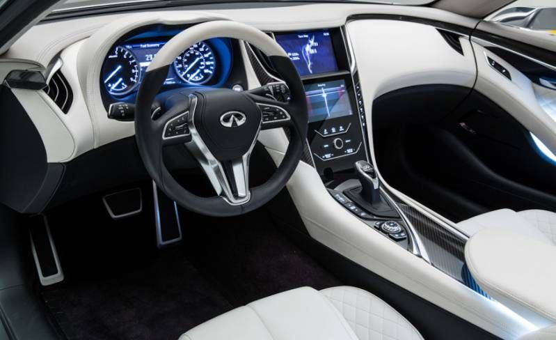 2017 Infiniti Is The Featured Model Interior Image Added In Car Pictures Category By Author On May