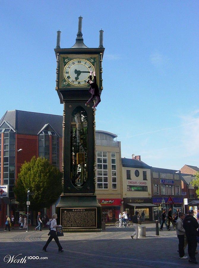 Clocktower - Worth1000 Contests