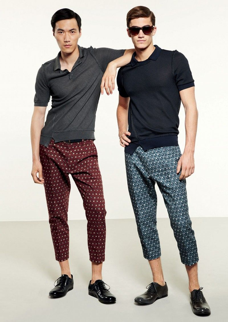 Dolce & Gabbana Enlists Adam Senn, Enrique Palacios, Simone Nobili & Others for its Spring/Summer 2013 Lookbook