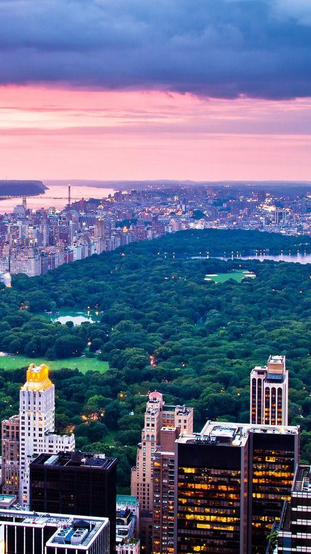 New York Central Park View Iphone Wallpaper In 2019 Iphone