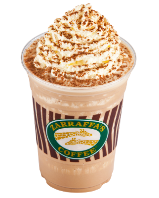 Mocha Fusion Zarraffa S Coffee Food Blended Coffee Mocha