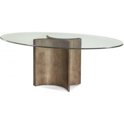 Symmetry Furniture 25 x 18 base symmetry dining table | dining tables coastal, beach